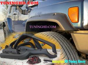 FENDER Flares for Hummer H3 +80mm