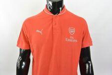 Puma Arsenal Training Top Mens Polo Shirt SIZE L (adults)
