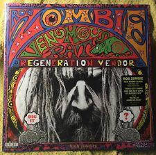 Venomous Rat Regeneration Vendor [PA] by Rob Zombie (Vinyl, Apr-2013, Universal)