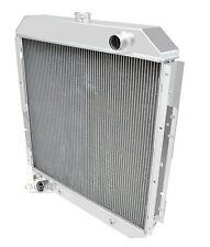 68 - 77 Ford F-Series KR 3 Row Champion Aluminum Radiator