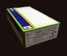(10-Pack) Leviton T5325-W 15A 125V Tamper Resistant Decora Duplex Receptacle
