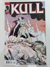 KULL #1 (2008) DARK HORSE COMICS WILL CONRAD ART! GREAT JOE KUBERT VARIANT COVER