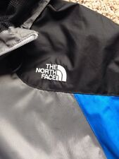 VTG The North Face Steep Tech Windbreaker. Blue/Gray/Black