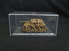 Panzerkampfwagen IV ausf. G Diecast ALTAYA / IXO 1:72 German Tank 1943