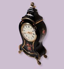 Vintage Swiss Musical Alarm Clock Music Box (Video Inc.)
