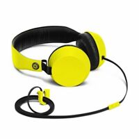 Nokia Coloud Boom Wired Inline Microphone & Control Flat Cable Headphone(Yellow)