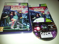 XBOX 360 GAME DANCE CENTRAL.