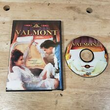 Valmont (DVD, 2002, ) - MGM DVD - Tested