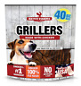 Betsy Farms Beef Chicken Grillers Dog Jerky Treats, 40 Oz Chicken Treats For