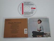 BARBRA STREISAND/Simply Streisand (Columbia 473698 2)CD Album
