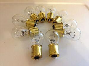 10 Dodge 1156 12v Stock Reverse Corner Light Turn Signal Bulbs Lamp NOS Quality