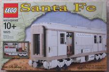 Lego Train #10025 Santa Fe Baggage Car NEW Sealed