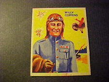 1933  NATIONAL CHICLE  SKYBIRDS   #30  WILLIE  COPPENS   EX-MT   SERIES OF 144