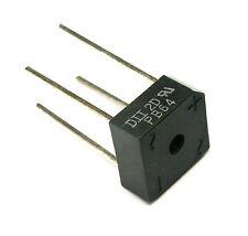 4pcs Bridge Rectifier PB64 400V 6A 400 volts 6 amps NEW