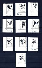 CHINA 1978 T28 GALLOPING HORSES STAMP SET COMPLETE VF MNH