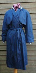 British Airways Female Cabin Crew - Raincoat, Blouse & Belt - 1985 - BA