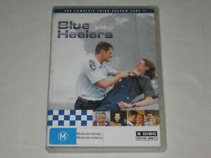 Blue Heelers - The Complete Season 3 - Part 2 - 5 Disc Set - PAL - DVD
