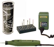 PROXXON COMPLETA INCISIONE Kit con tester vetro 475175 - 28635