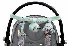 Tiamo Pinguin Spielkette für den Autositz Maxi Cosi Kinderwagen NEU 766061