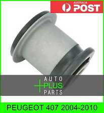 Fits PEUGEOT 407 Arm Bushing Rear Upper Arm