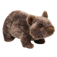TOOWOOMBA the Plush WOMBAT Stuffed Animal - by Douglas Cuddle Toys - #1747
