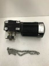 BODINE ELECTRIC 42R6BFPP-GB GEAR MOTOR Mint One Use