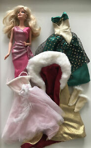 Mattel Doll 1999 - With Clothes