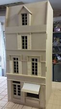 12th Scale French Shop 4 Storeys Readymade Version by DHD