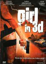 Girl in 3D , DVD / UK Region , 100% uncut , new and sealed , Thriller