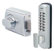 Lockwood 0021KDXSC Digital Door Lock