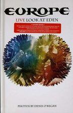 Europe - Live Look At Eden (2011) CD + DVD + Buch - original verpackt - Neuware
