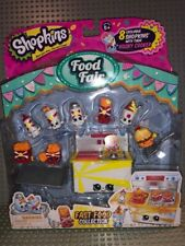 Shopkins Food Fair-Fast Food Collection