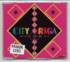 Popol Vuh Maxi-CD City Raga - 3-track CD