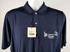 Vintage Golf Shirt Medium Liberty Mutual Legends Golf Savannah GA NEW OLD STOCK!