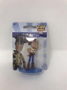 TOY STORY 4 Woody Mini Figure Disney Pixar NEW IN PACKAGE