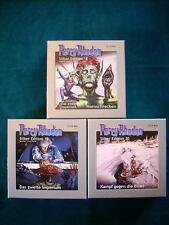 PERRY RHODAN Silber Edition Nr. 18-20 - Das zweite Imperium Hörbücher (36 CD)