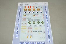 HO scale Microscale Decals 87-287 Signs Market Windows advertising