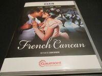"DVD NEUF ""FRENCH CANCAN"" Jean GABIN, Maria FELIX, Francoise ARNOUL"