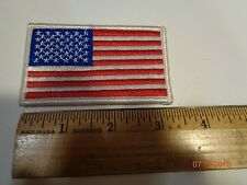 American flag, shoulder patch
