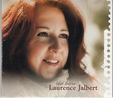 CD LAURENCE JALBERT - UNE LETTRE - NEW NEUF - SEALED - SALE