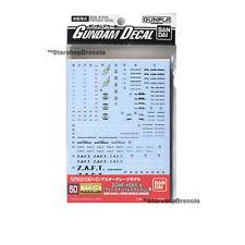 GUNDAM - 1/100 GD-50 MG Force Impulse Decals Bandai
