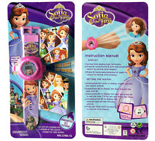 Sofia The First Toy - Kid Children Girl Electronic Digital Display Wrist Watch