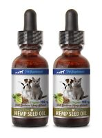 pet immune system booster - HEMP SEED OIL 780MG FOR DOGS AND CATS 2B - hemp dog