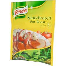 12 Bags of Knorr Sauerbraten Mix (Pot Roast Entrée Mix), Best By Date Sale