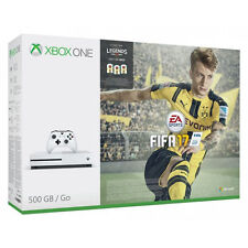 Microsoft Xbox One S FIFA 17 Bundle 500GB White Console BRAND NEW and sealed