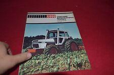 Case Tractor 1490 1690 Tractor Dealer's Brochure AMIL8