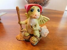 "Real Musgrave Pocket Dragons ""Do I Have To?"" Figurine 1989 *Rare*"