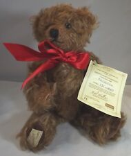 Dean's 28cm Mohair Jointed Teddy Bear 'Nicholas' Collector's Club Ltd. Ed.
