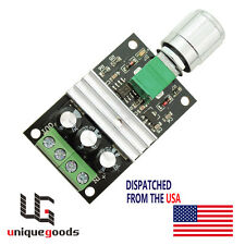 6V-24V Max 3A PWM DC Motor Speed Controller Variable Speed Regulator with Switch