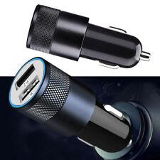 Universal 2 puertos USB 12 V Dual Socket cigarrillo encendedor de cargadores de coche iPhone S50